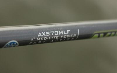 Wędka St. Croix Avid X AXS70MLF – sandacz na lekko