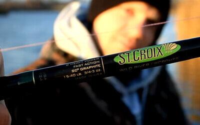 Film o wędce St. Croix WRC80HF2